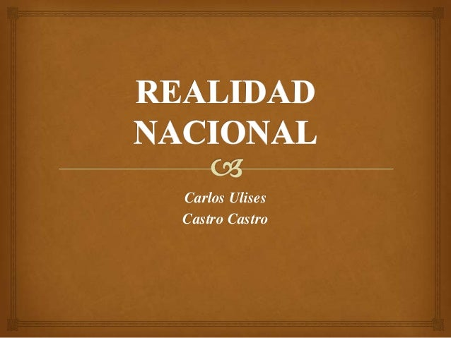 Carlos Ulises Castro Castro