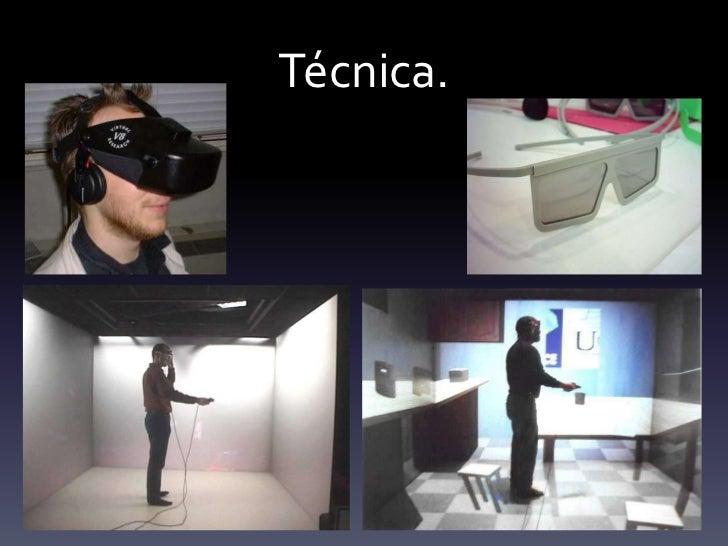 Realidad virtual en Tekuidamos 2.0 Slide 3