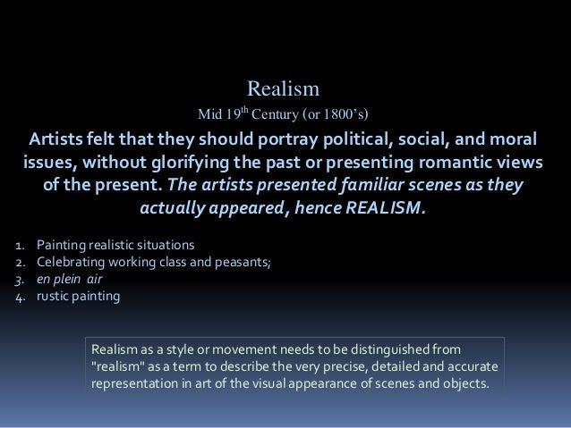 Realism -Art