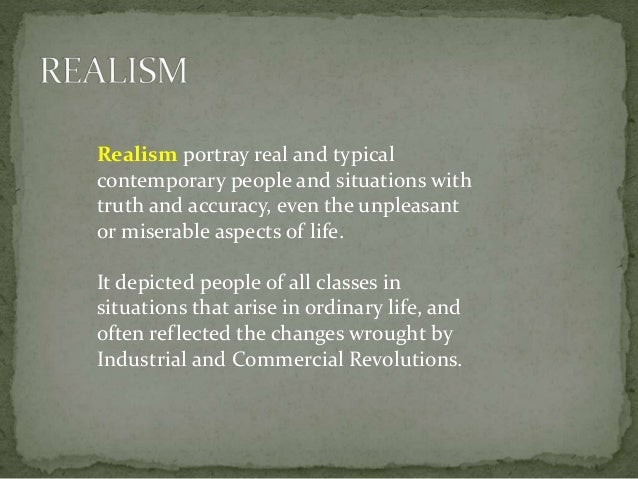 how is impressionism an outgrowth of realism