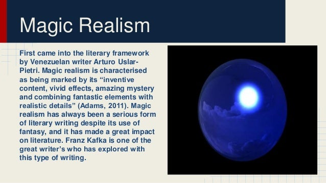 what is magical realism in literature