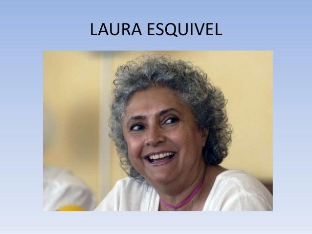 LAURA ESQUIVEL