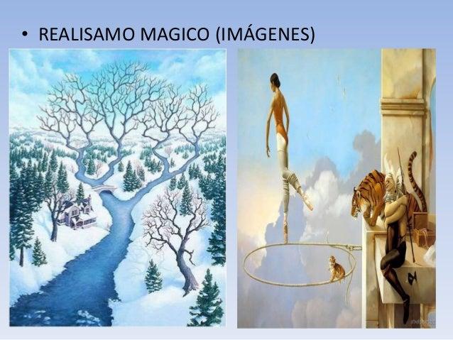 • REALISAMO MAGICO (IMÁGENES)