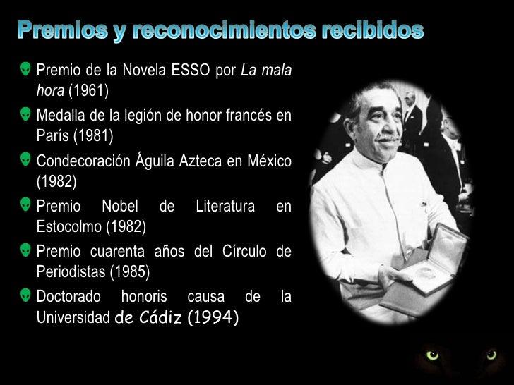  Obra maestra de la literatura  hispanoamericana y universal Fue catalogada como la segunda obra  más importante de la l...
