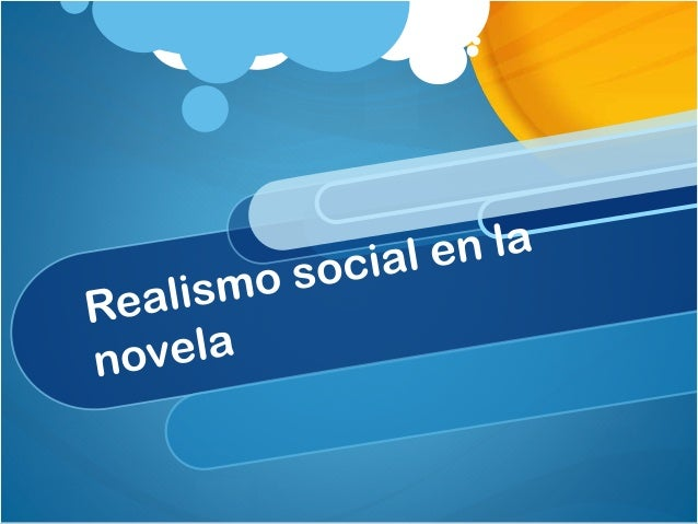 Definición de realismo social El realismo social es la etiqueta que designa a aquellas obras que en los años 50 y principi...