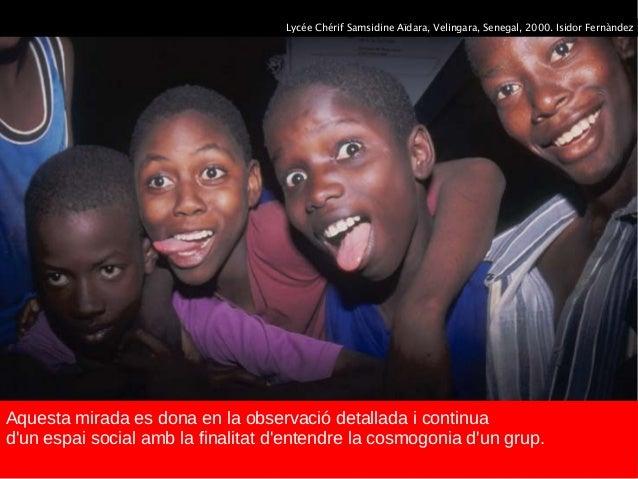 Realitats de l'Àfrica contemporània: El poder de les imatges Slide 3