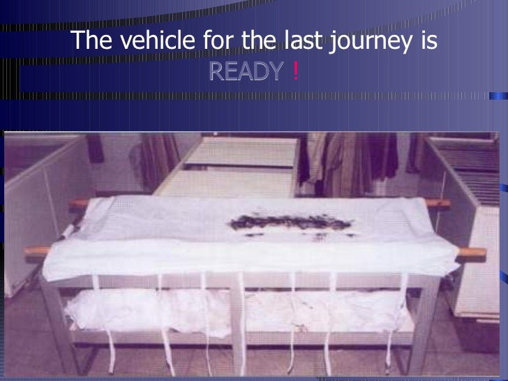 The vehicle for the last journey is  READY  !