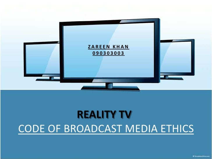 ethics and reality shows Unlike most editing & proofreading services, we edit for everything: grammar, spelling, punctuation, idea flow, sentence structure, & more get started now.