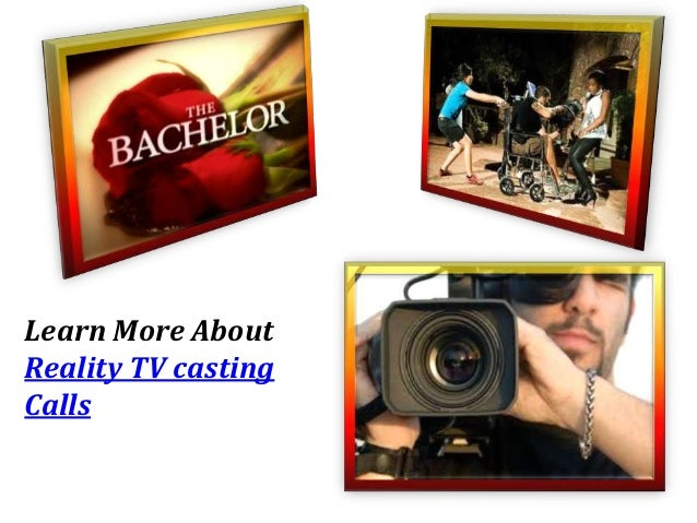 Learn More AboutReality TV castingCalls