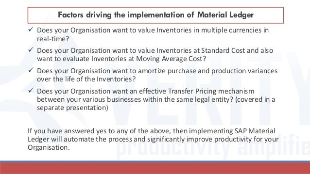  Does your Organisation want to value Inventories in multiple currencies in real-time?  Does your Organisation want to v...