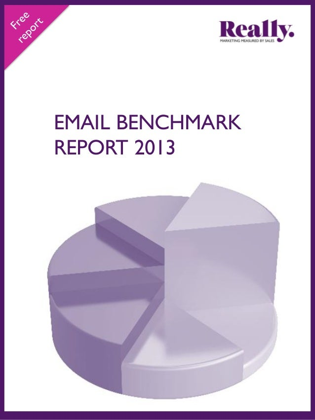 EMAIL BENCHMARKREPORT 2013