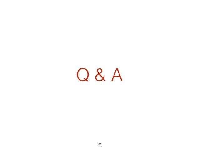 Q & A 28