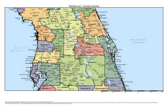 Map Of Florida Counties With Major Cities.Real Map Views Counties Close To Major Cities Realzips App For Sa