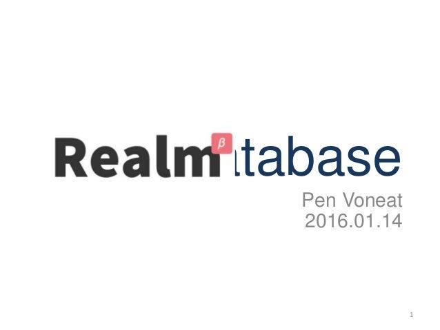 Database Pen Voneat 2016.01.14 1