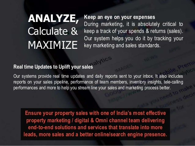 Real time Updates to Uplift your sales Our systems provide real time updates and daily reports sent to your inbox. It also...