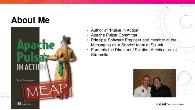 Real-Time Machine Learning with Pulsar Functions - Pulsar Summit NA 2021 Slide 3