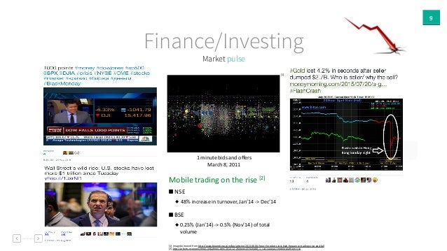 9 Market pulse Finance/Investing [1]  Image  borrowed  from  hPp://www.bloomberg.com/bw/arAcles/2013-‐06-‐06/how...