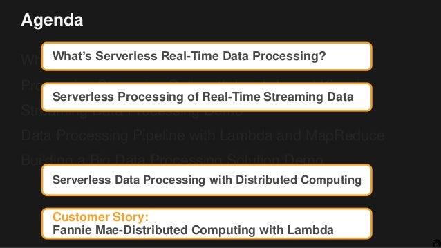 Real-time Data Processing Using AWS Lambda Slide 2