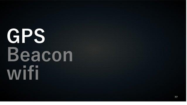 77 GPS Beacon wif