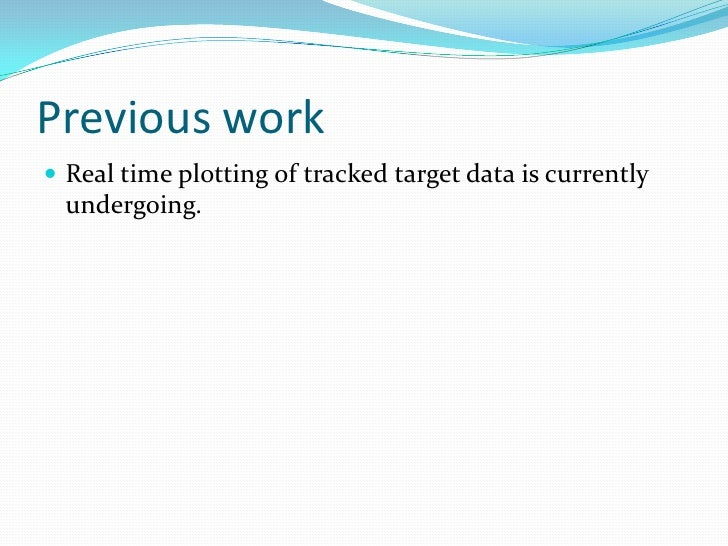 Real time ship tracking system using ais data Slide 2