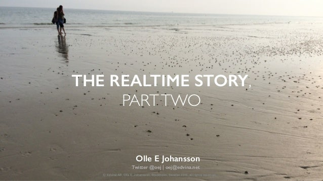 THE REALTIME STORY,