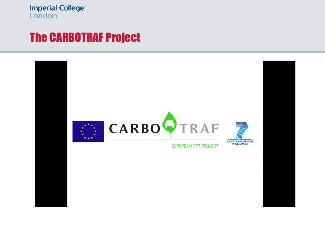 The CARBOTRAF Project