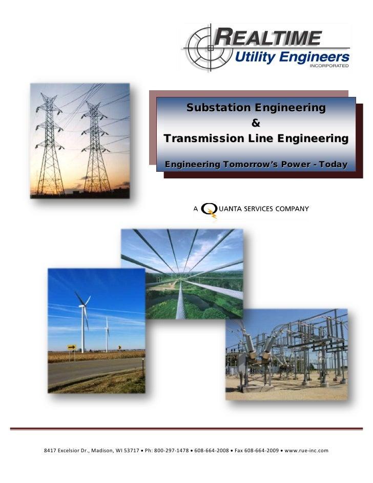 Substation Engineering                                                          &                                         ...