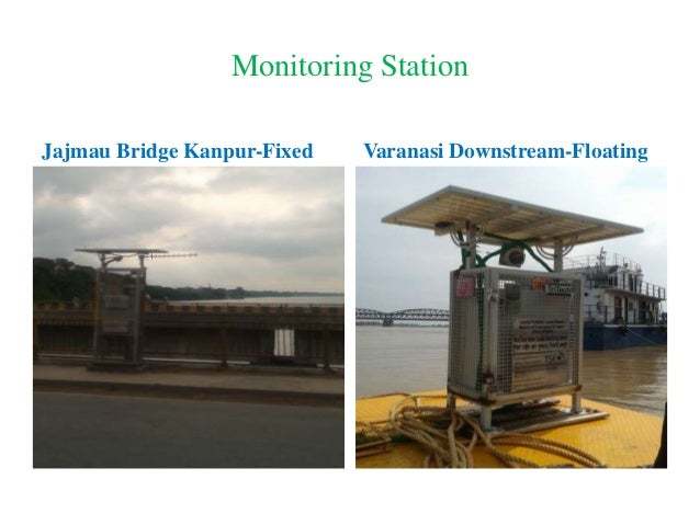 Real Time Water Quality Monitoring System In Ganga Basin
