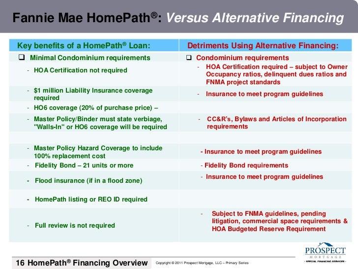 Fannie Mae Home Path Renovation Loans