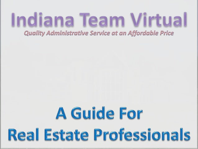 What is a Virtual Assistant? •Virtual Assistants (typically abbreviated to Vas) are entrepreneurs who provide professional...