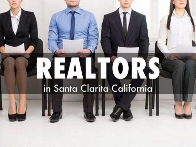 Realtors in Santa Clarita California