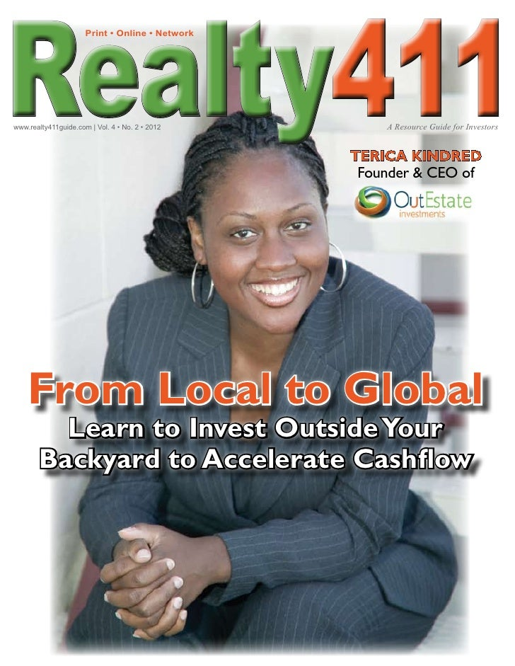 411                      Print • Online • Networkwww.realty411guide.com | Vol. 4 • No. 2 • 2012          A Resource ...