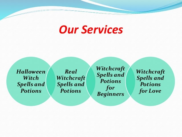 witchcraft a handbook of magic spells and potions pdf