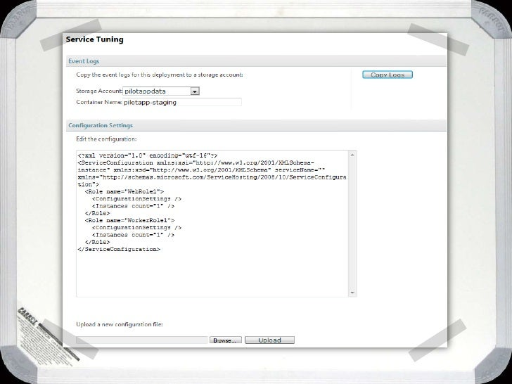 Using the Cloud for Scale<br />Lost Business<br />Datacenter peak load<br />Idle time<br />Usage<br />Jan<br />Apr<br />Ju...