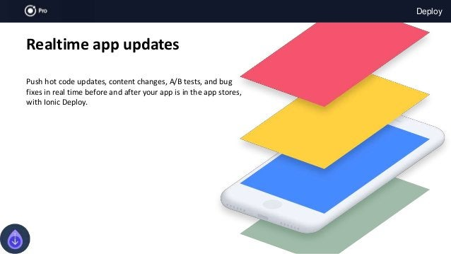Package Native builds in the cloud Create native apps in the cloud with Ionic Package to get from code to app store with n...