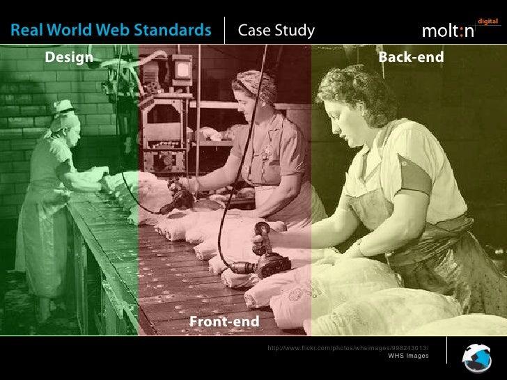 Real World Web Standards   Semantic Code