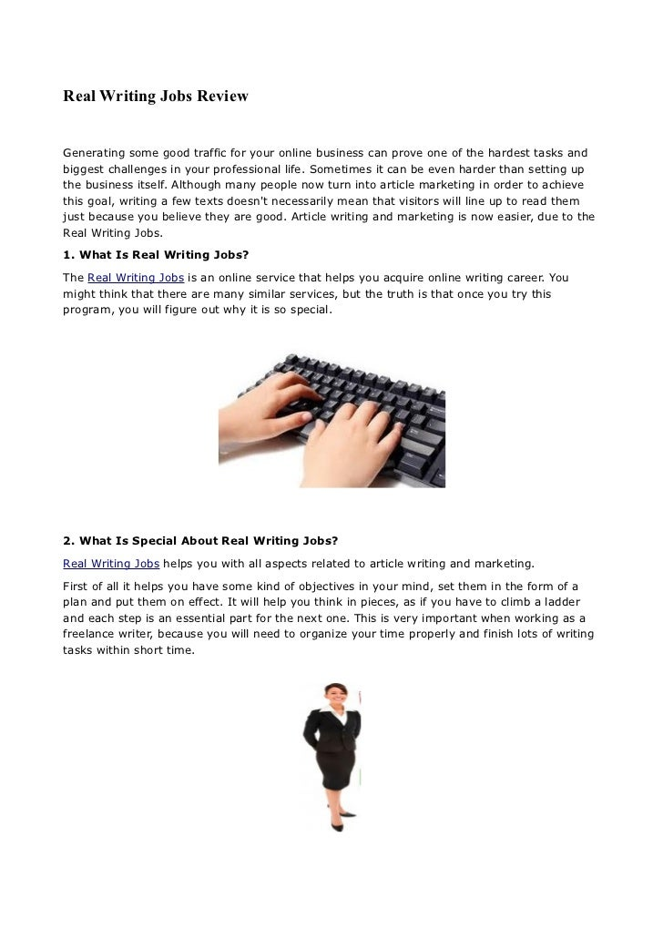 real writing jobs review real writing jobs reviewgenerating some good traffic for your online business can prove one of the