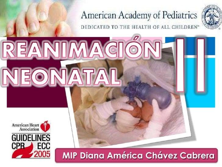 MIP Diana América Chávez Cabrera