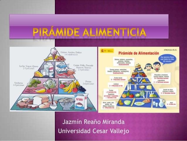 Jazmín Reaño Miranda Universidad Cesar Vallejo