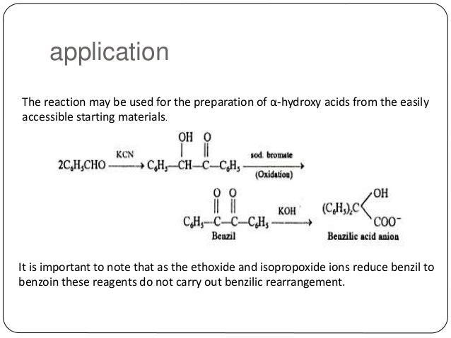 Benzilic Acid Synthesis From Benzil Pdf