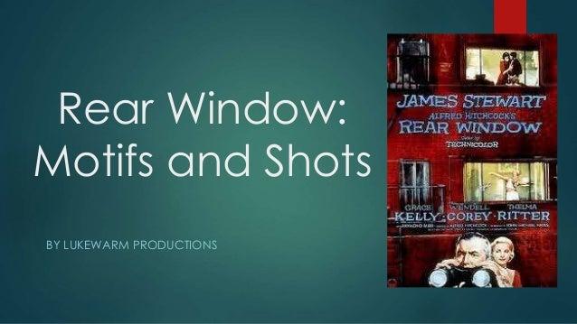 rear window presentation