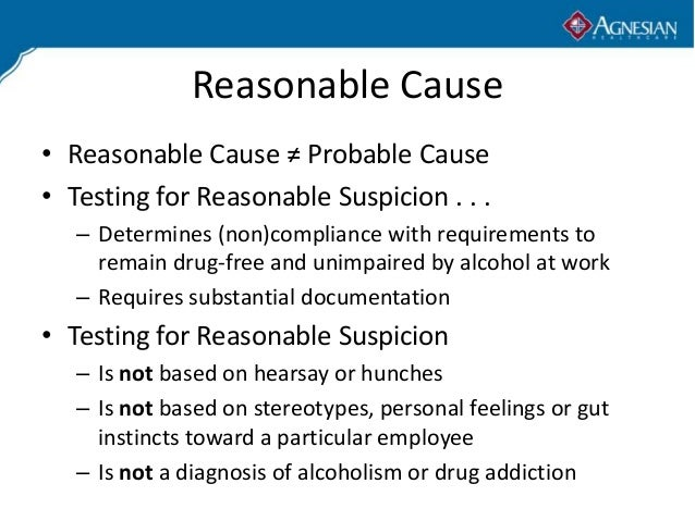 reasonable suspicion vs probable cause essay Two essay questions  state crim proc code – question of whether const or proc  code is more important  proof beyond reasonable doubt is a categorical plus –  once they say it in a general matter is  illegal search and seizure – b/c they had  reasonable probable cause, time is of the essence, can't wait to get a warrant.