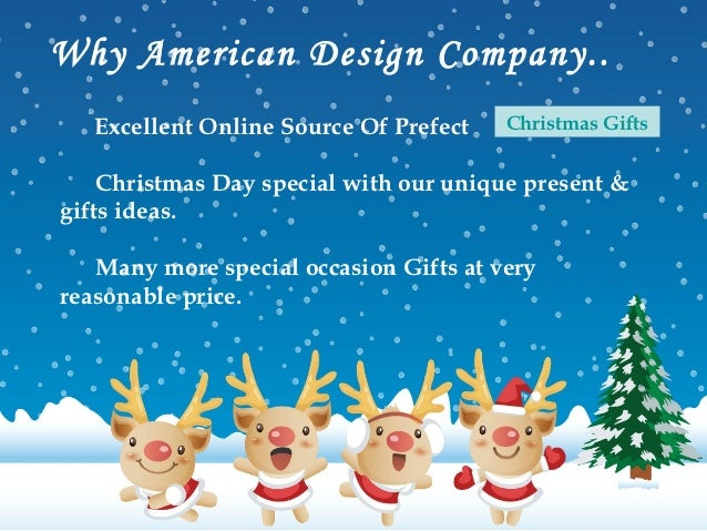 Reasonably Priced Christmas Gifts Online