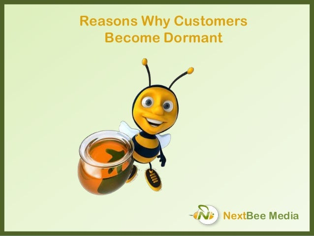 NextBee Media Reasons Why Customers Become Dormant