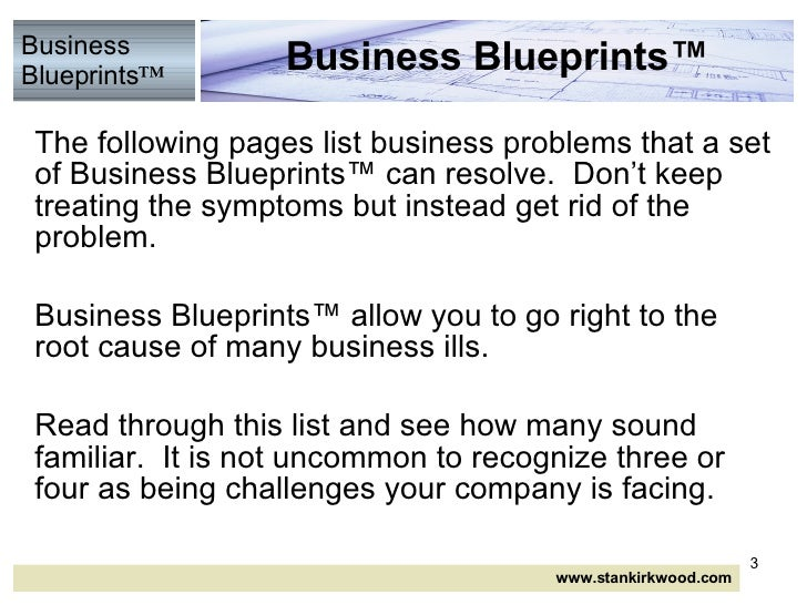 Reasons for business blueprints design is the key business blueprints stankirkwood 3 malvernweather Image collections