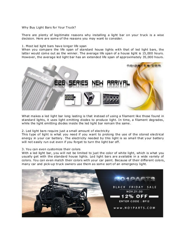 Reasons for buying led off road lights 2 why buy light bars aloadofball Gallery