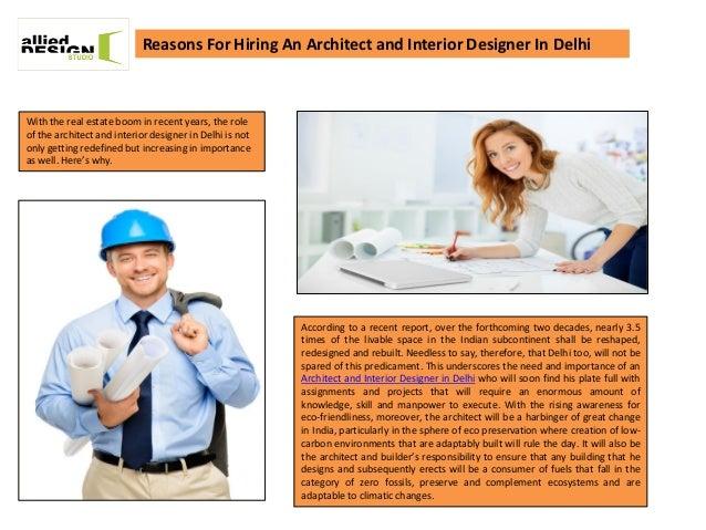Architect And Interior Designer In Delhi Residential Architect Desig
