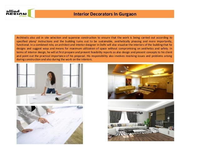 Architect And Interior Designer In Delhi Residential