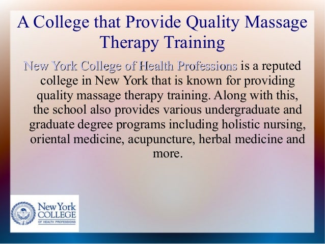 reasons to choose massage therapy as a career option 5 a college