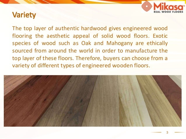 Reasons To Opt For Engineered Wooden Floors